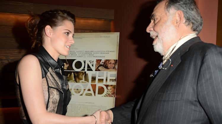 "Special Screening Of ""On The Road"""