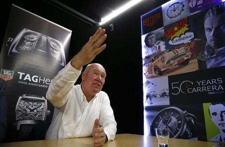 New Tag Heuer boss replaces top managers in turnaround drive