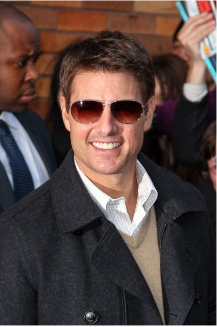 Tom Cruise, 3 weddings