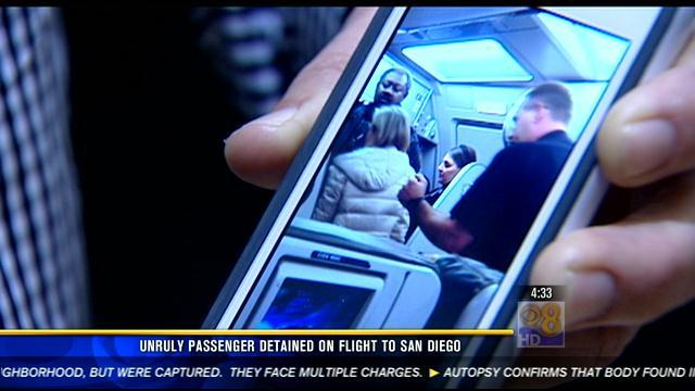 New York to San Diego JetBlue flight diverted