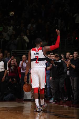 Wall scores 47 as Wizards beat Grizzlies 107-94