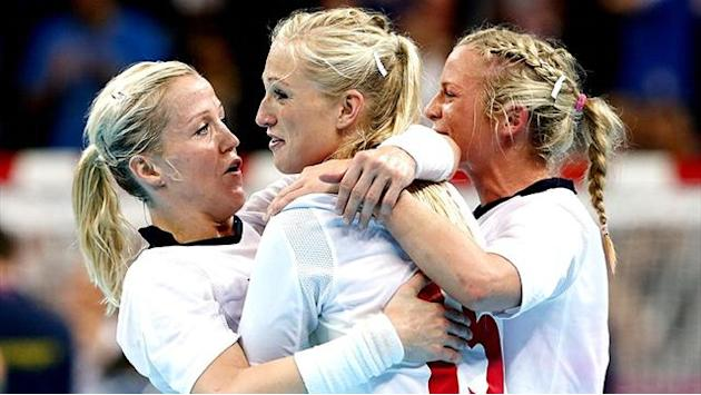 Norway retain handball Olympic gold