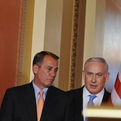 Speaker Boehner, Cancel Netanyahu's Address to Congress