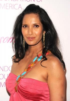 Padma Lakshmi attends The Endometriosis Foundation of America's 2nd Annual Blossom Ball at the New York Public Library - A Schwartzman Building on May 20, 2010 -- Getty Images