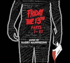Soundtrack Review: 'Friday the 13th - Part 3'