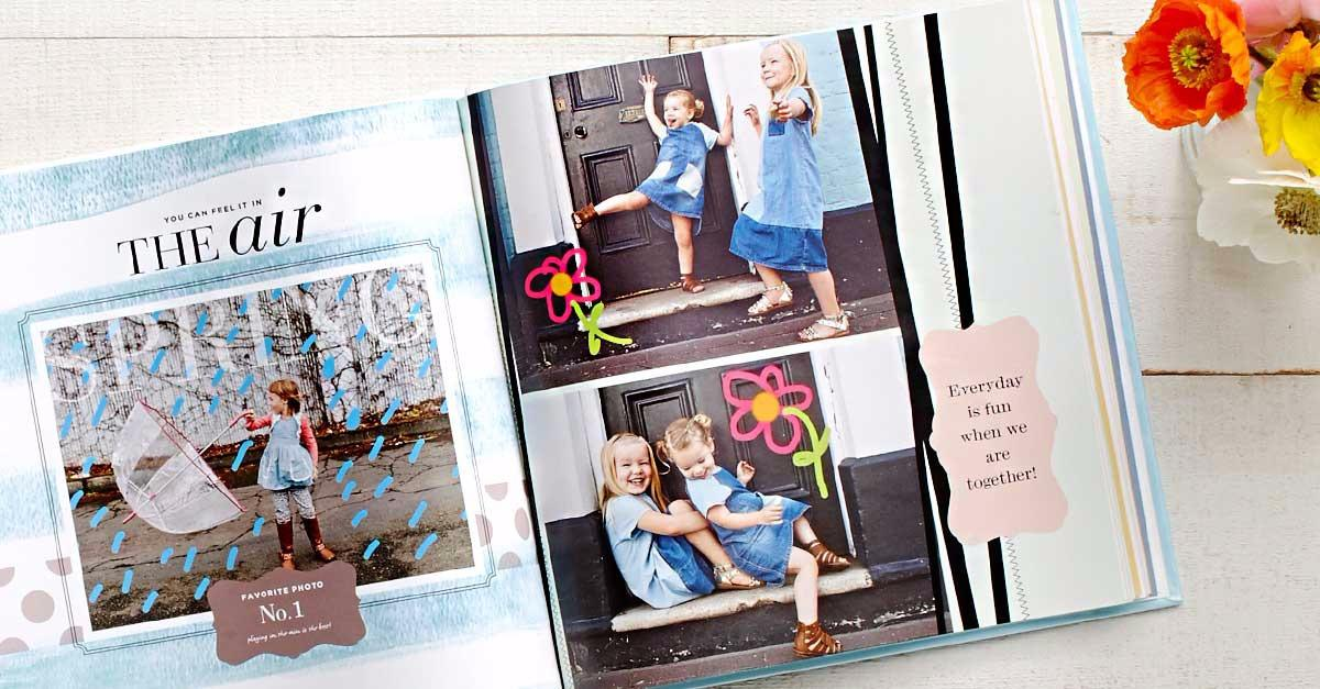 Save 20% on personalized cards, photo books & more