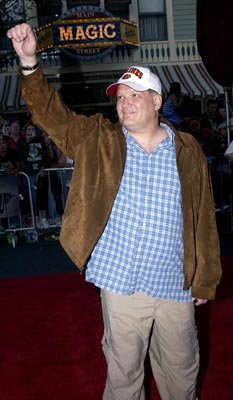 Premiere: Drew Carey at the LA premiere of Walt Disney's Pirates Of The Caribbean: The Curse of the Black Pearl - 6/28/2003