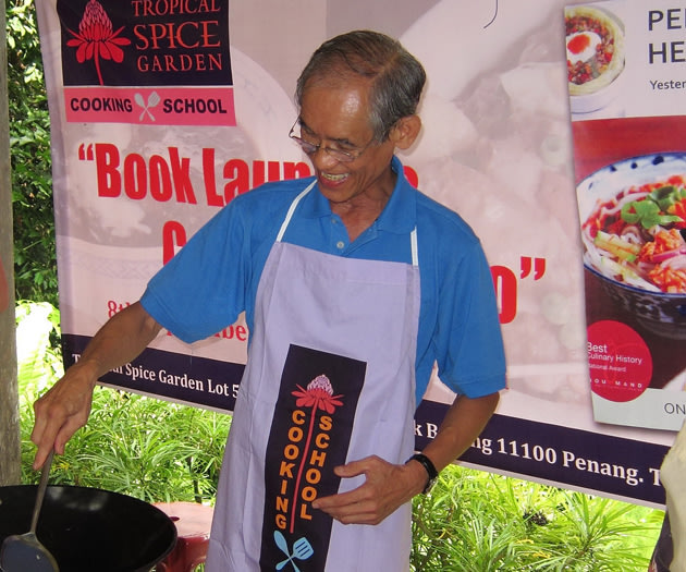 Book of Forgotten dishes of Penang