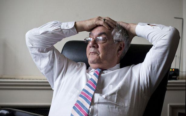Barney Frank May (or May Not) Delay His Retirement