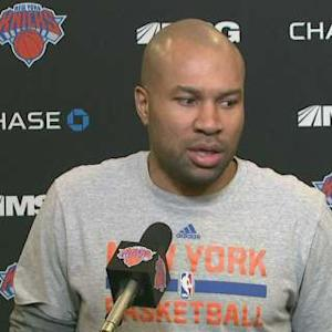 Derek Fisher Speaks On Mason