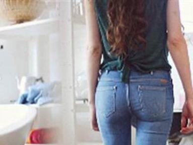 'Eww' Denim? Jeans That Keep You Moisturized