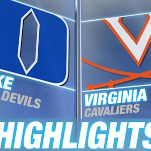 Duke vs Virginia | 2014-15 ACC Men's Basketball Highlights