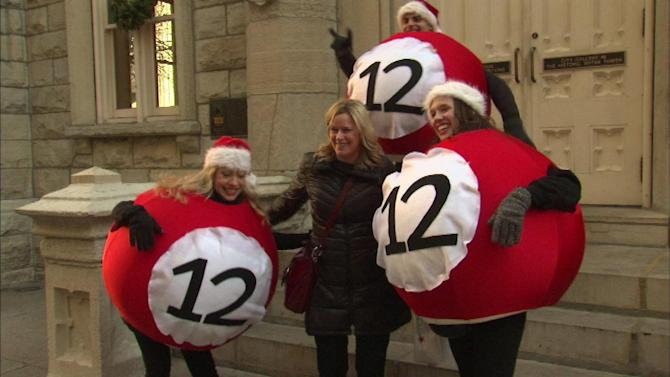12/12/12 lucky day for some: 'Magical' day for weddings, babies and buying lottery tickets