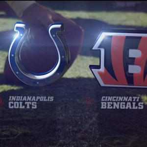 Week 14: Indianapolis Colts vs. Cincinnati Bengals highlights