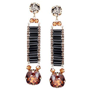 Ouro Preto Earrings Caleidoscopio: What To Wear: Night Out