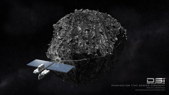 Asteroid Miners May Get Help from Metal-Munching Microbes
