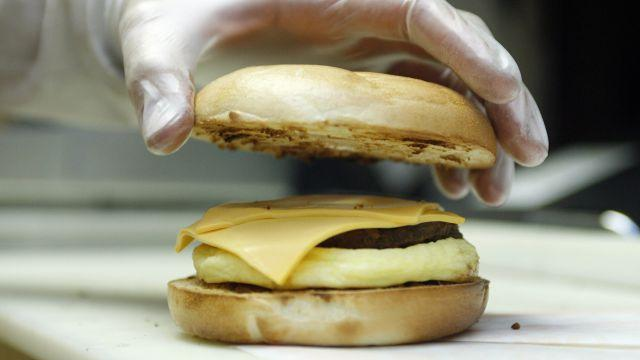 Americans can now feed their breakfast sandwich addiction whenever they want