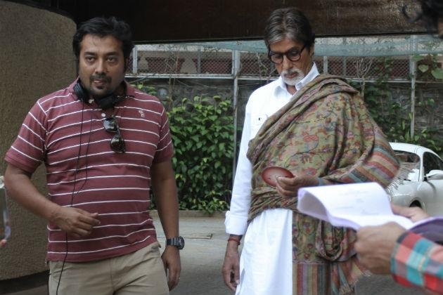 Bombay Talkies' tribute to Bachchan