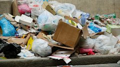 GTY garbage piles 57328852 jt 130921 16x9 608 Five Real Impacts of a Government Shutdown