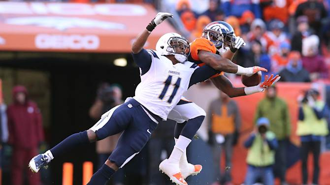 NFL: Divisional Round-San Diego Chargers at Denver Broncos