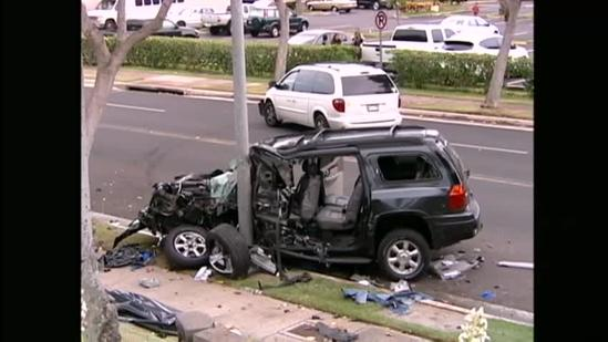 Police say speed and alcohol were factors in fatal Ewa crash