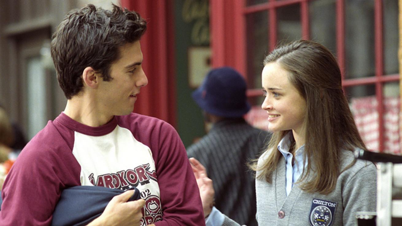 Gilmore Girls revival will bring back Rory's exes Jess and Logan