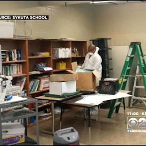 Vandals Force Closure Of Middle School