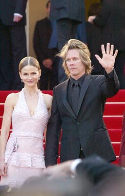 "Kyra Sedgwick and Kevin Bacon ""Comme Une Image"" premiere Cannes Film Festival - 5/16/2004"
