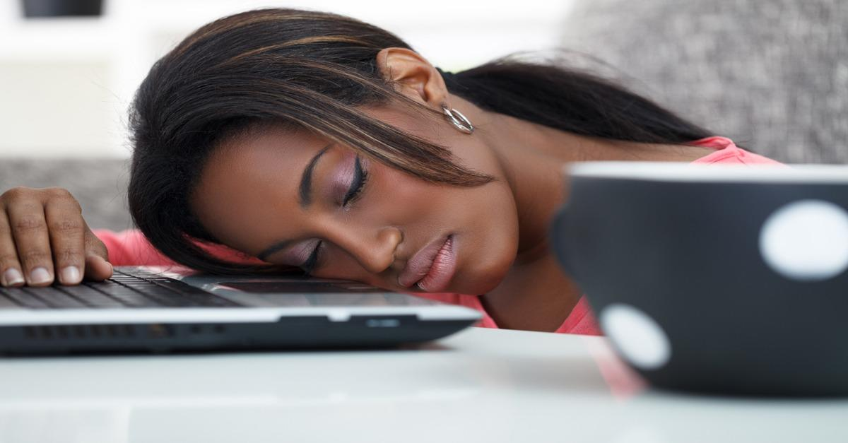 8 Weird Reasons You Feel Tired All the Time
