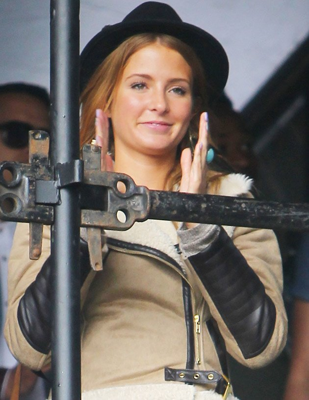 Pro Green, Millie Mackintosh