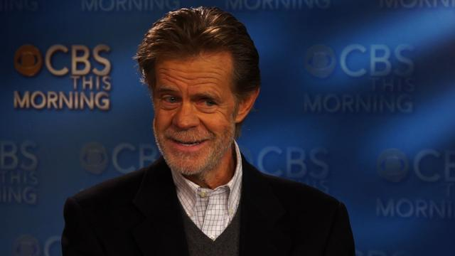 "Actor William H. Macy on the ukulele: ""It's an amazing instrument"""
