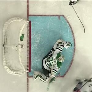 Kari Lehtonen's show stopping glove save