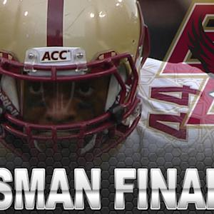 Boston College RB Andre Williams Heisman Trophy Finalist