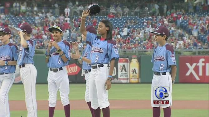 Philadelphia honors Taney Dragons with parade