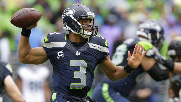5 things to know from Seahawks' 45-17 rout of Jags
