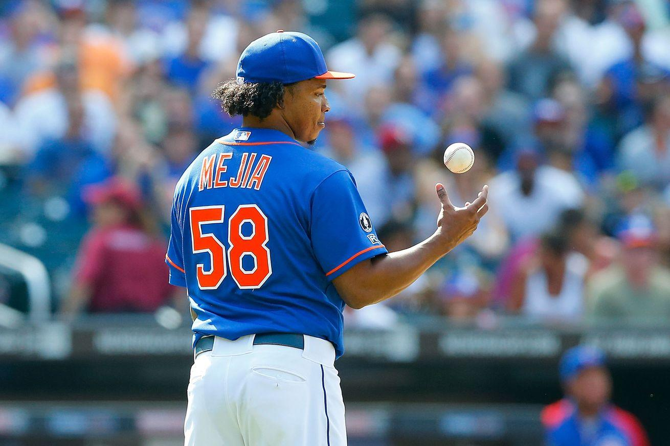 Jenrry Mejia earns first permanent ban from MLB with latest PED test