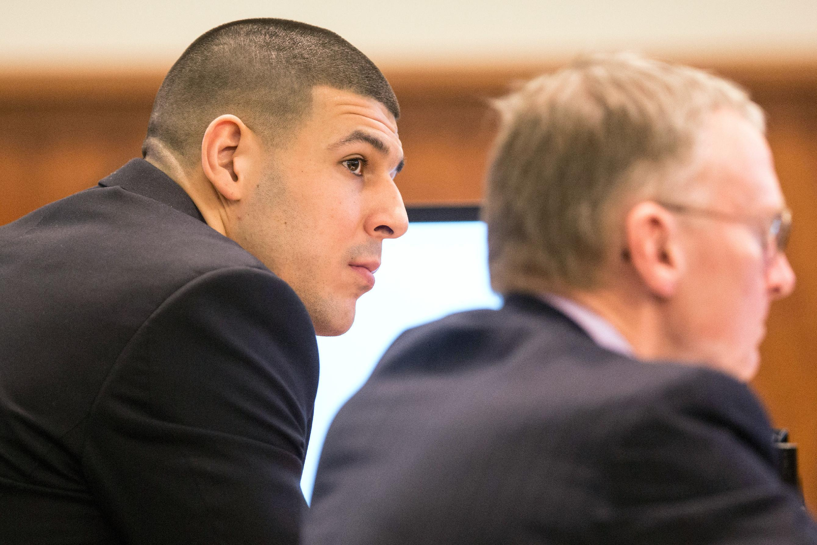 Hernandez prosecutors want jury told about Florida shooting