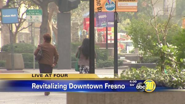 Fresno looks at big changes for the Fulton Mall