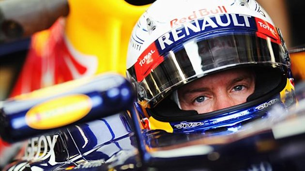2012 European GP Red Bull Vettel