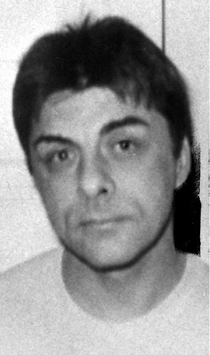 FILE - This May 1990 file booking photo provided by the New Rochelle, N.Y., police department, shows Robert Kosilek, arrested on drunken driving charges. Kosilek was convicted in the 1990 murder of hi