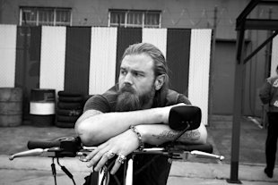 Ryan Hurst as Harry Opie Winston on Sons of Anarchy