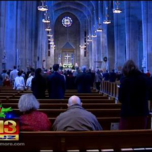 Christmas Starts At Church For Many Md. Families