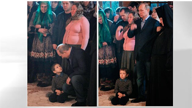 What Did Putin Say to Scare This Boy? (ABC News)