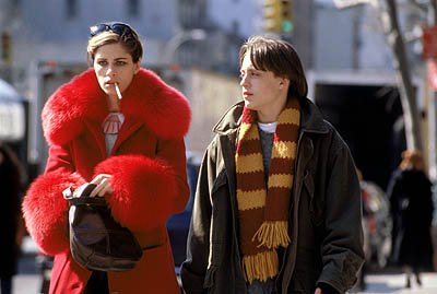 Amanda Peet and Kieran Culkin in United Artists' Igby Goes Down