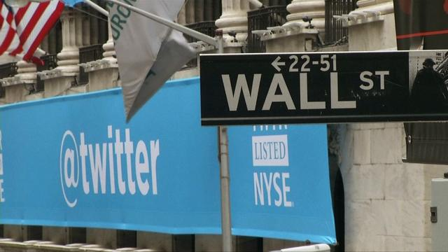 Twitter IPO sparks feeding frenzy on Wall Street