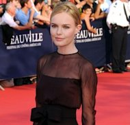 Kate Bosworth looked refreshingly elegant in Valentino