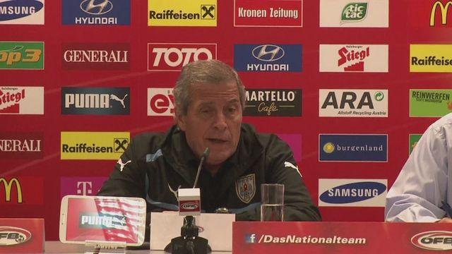 Tabarez wants good performance ahead of World Cup
