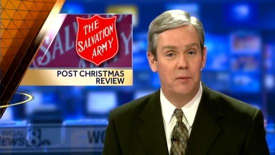 Salvation Army in York reports drop in donations