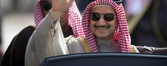 'Dramatic and drastic' gesture by Saudi prince