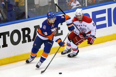 NHL playoffs 2015: Islanders leading Capitals in Game 3